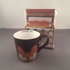 Charming Charlie's Fox Mug And Stationary Set New In Package