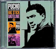 SEALED NEW CD Pucho & The Latin Soul Brothers - Big Stick + Dateline