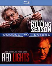Robert De Niro - Double Feature: Killing Season/Red Lights (Blu-ray Disc, 2015)