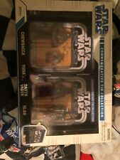 Hasbro Star Wars Episode 6 Collectible Tin Action Figure