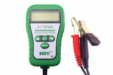 DY216 12V Automotive Car Battery Electrical System Load Tester Analyzer CCA