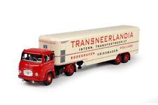- TEK70130 - Camion SCANIA LB76 4x1 avec remorque fourgon aux couleurs du transp