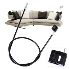 Metal Sofa Handle Cable Recliner Chair Couch Release Lever Replacement Durable