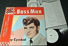 JOHNNY CYMBAL Mr. Bass Man / Japan Promo LP 1976 MCA VICTOR VIM-4005