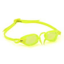 Chronos Swimming Goggles - MP Michael Phelps Racing Lime