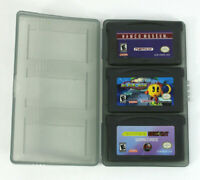 Game Boy Advance Lot Namco Musuem Ms Pac Man Centipede With Case