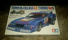 Tamiya 1/24 Toyota Celica LB Turbo Gr.5 Motorized Great Condition Super Rare