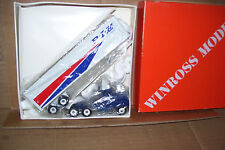 1987 PIE Nationwide Old Suspension Winross Diecast  Trailer Truck