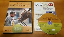 Young James Herriot (DVD) Ian De Caestecker British drama tv show series 3 Ep.