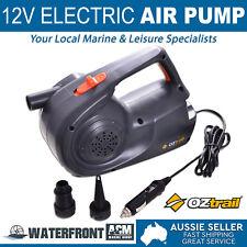OZtrail Hi-flow 12v Electric Air Mattress Pump