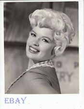Jayne Mansfield sexy smile VINTAGE Photo Sheriff Of Fractured Jaw