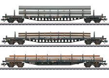 Märklin 47145 H0 MHI Rungenwagen-set DB AG AC