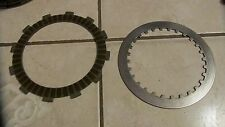 Honda  87-89 CLUTCH Friction Disk  + Plate - 22201-MN4-000 - NEW