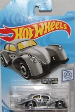 Hot Wheels ZAMAC VW Mooneyes  drag bug Wallmart only USA limited edition.