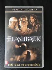 Flashback Ex-Rental Vintage Big Box VHS Tape German with dutch subs Horror