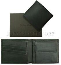 Portafoglio-Wallet uomo CALVIN KLEIN Collection D02S07G2 - Nero