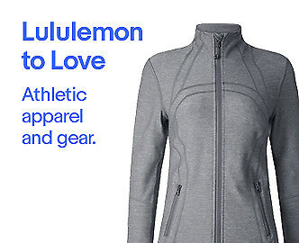 Lululemon to Love   Athletic apparel and gear.