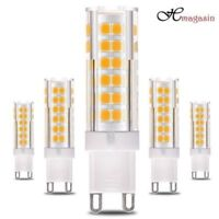 G9 5W LED NonDimmable Capsule Bulb Replace Halogen Lamps AC220-240V - 5,10 Pack