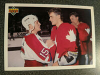 1991-92 Upper Deck Hockey Card #1 to 700 (PICK / CHOOSE YOUR CARDS)