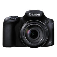 Canon PowerShot SX60 16.1MP Digital Camera 65x Optical Zoom Full-HD WiFi / NFC