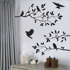 Pegatina Adhesivo vinilo decorativo pared wall sticker Pájaro para habitacion