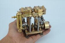 New Two-cylinder steam engine M29B Live Steam