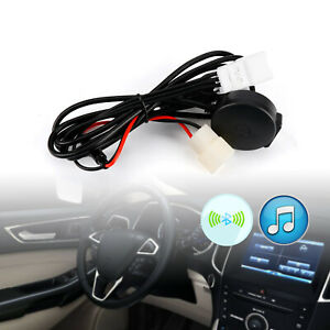 Car Bluetooth Aux Adaptor Cable Stereo Audio For Ford Ba-Bf Falcon Territory