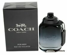 Coach New York For Men By Coach 2.0 oz/60 ml Edt Spray For Men New In Box