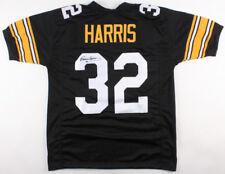Franco Harris Signed Steelers Jersey (TSE) 4× Super Bowl Champion IX,X,XIII,XIV