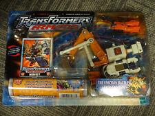 2003 Hasbro Transformers Armada Robots In Disguise Hoist w/ Refute Mini-Con
