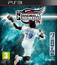 IHF Handball Challenge 14 [PlayStation 3 PS3, Region Free, Team Sports] NEW