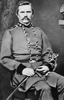Confederate General Simon Bolivar Buckner PHOTO Civil War CSA, Kentucky Governor