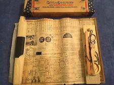Cleveland Balsa Wood Dwarf Model Kit- Turner's Wedell-Williams  Vintage!