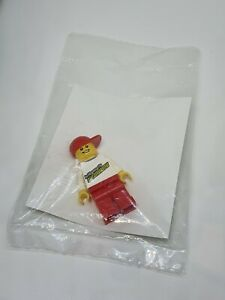 "LEGO Canada ""Build Your City Of Tomorrow ""Minifigure , Rare Than Mr.Gold"