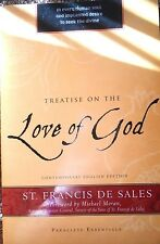 Treatise on the Love of God: St. Francis de Sales new paperback book