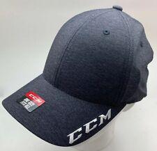 new product 6dd8e 43712 CCM Hockey Snapback Cap, Navy, OSFM