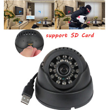 720P USB CCTV DVR Security Camera Recorder TF Micro SD Card Night Vision