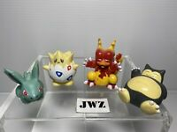 Pokemon Bandai hallow Figures X4 mix 96-97-98-99's BUNDLE 1