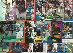 (20) Different 1999 University of Michigan Wolverines Alumni Cards Harbaugh