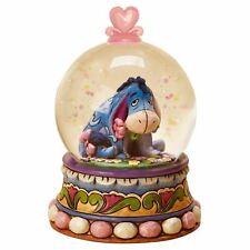 Disney Traditions Gloom to Bloom Eeyore Waterball Snow Globe Resin Figurine Gift