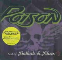 POISON - BEST OF BALLADS & BLUES NEW CD