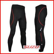 Fleece Padded Cycling Tights & Pants