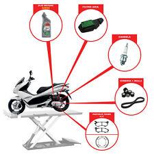 KIT DE MANTENIMIENTO [MOTOR+TRANSMISIÓN+FRENOS] - HONDA PCX 150 (2012-2013)