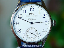 IWC Portuguese F.A. Jones Limited Edition Stainless Steel 42 mm, IW544203