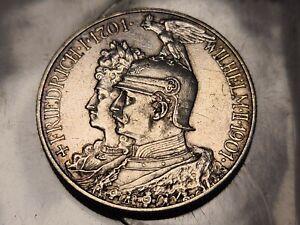 Preußen, Wilhelm II., 2 Mark 1901