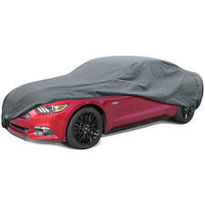 BDK Shield Car Cover for Ford Mustang - UV Proof, Water Repellent, Paint Safe