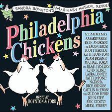 SANDRA BOYNTON - Philadelphia Chicken - CD  BRAND NEW/Sealed