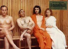 PIERRE CLEMENTI BRITT EKLAND I CANNIBALI 1970 VINTAGE PHOTO ORIGINAL #10