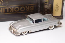 BROOKLIN BRK 49 1954 HUDSON ITALIA COUPE 1/43