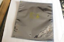 "100 Anti Static ESD Shielding Open Top bags W/Printed ESD Logo&Lot Code -6""X10"""